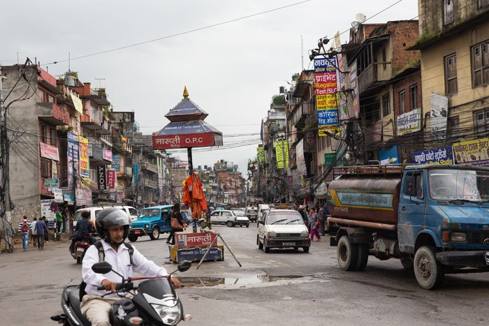 Kathmandu Intersection