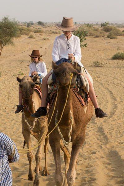 Cowboy Camel Riders