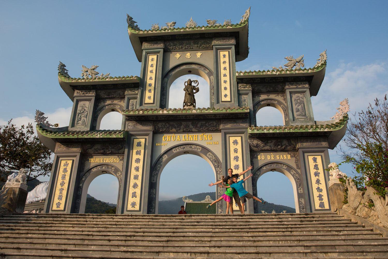 Da Nang, Vietnam.  This Place Took us By Surprise