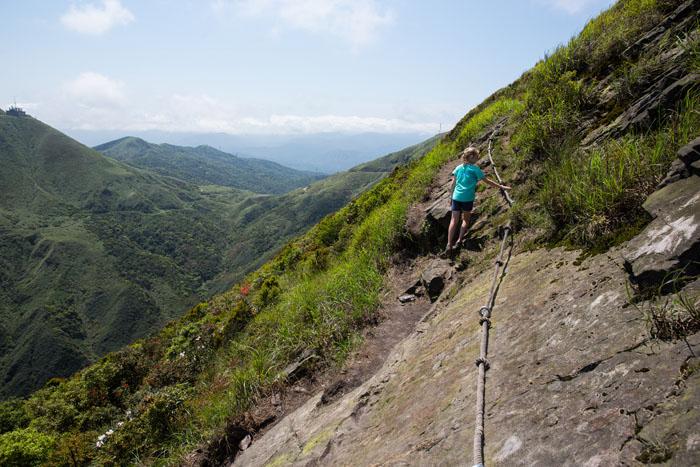 Kara Hiking