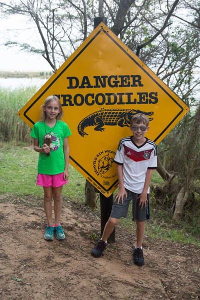 Danger Crocodiles