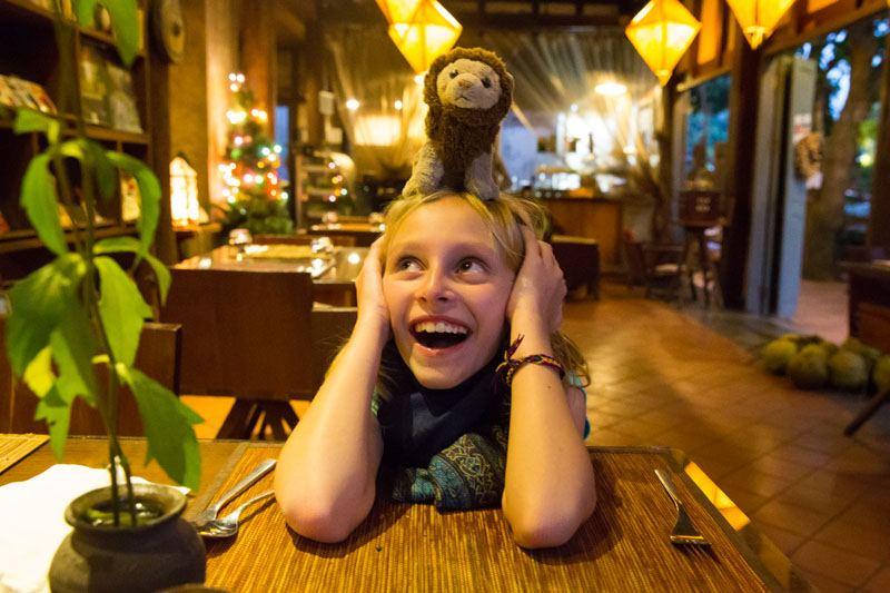 Kara and Simba