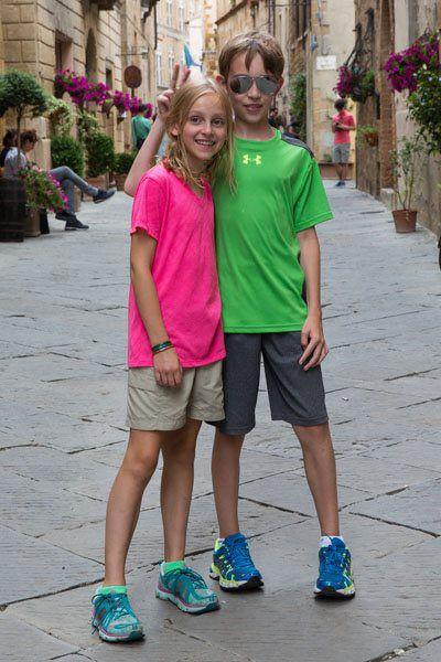 Tyler and Kara