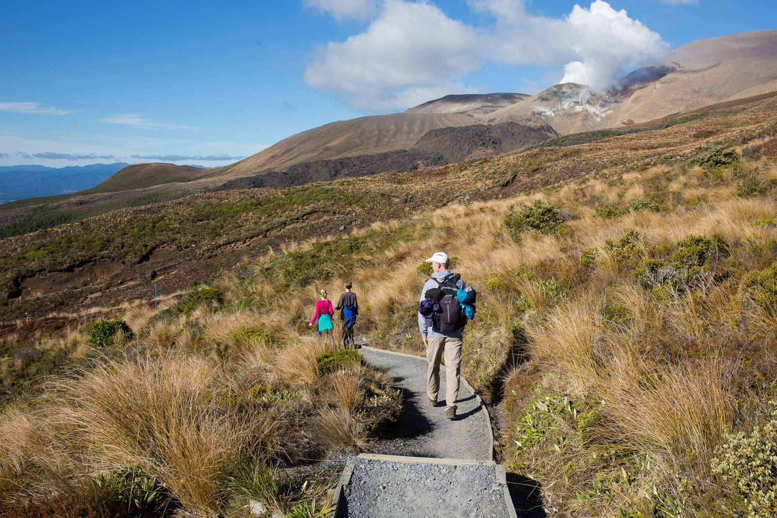 End of Tongariro