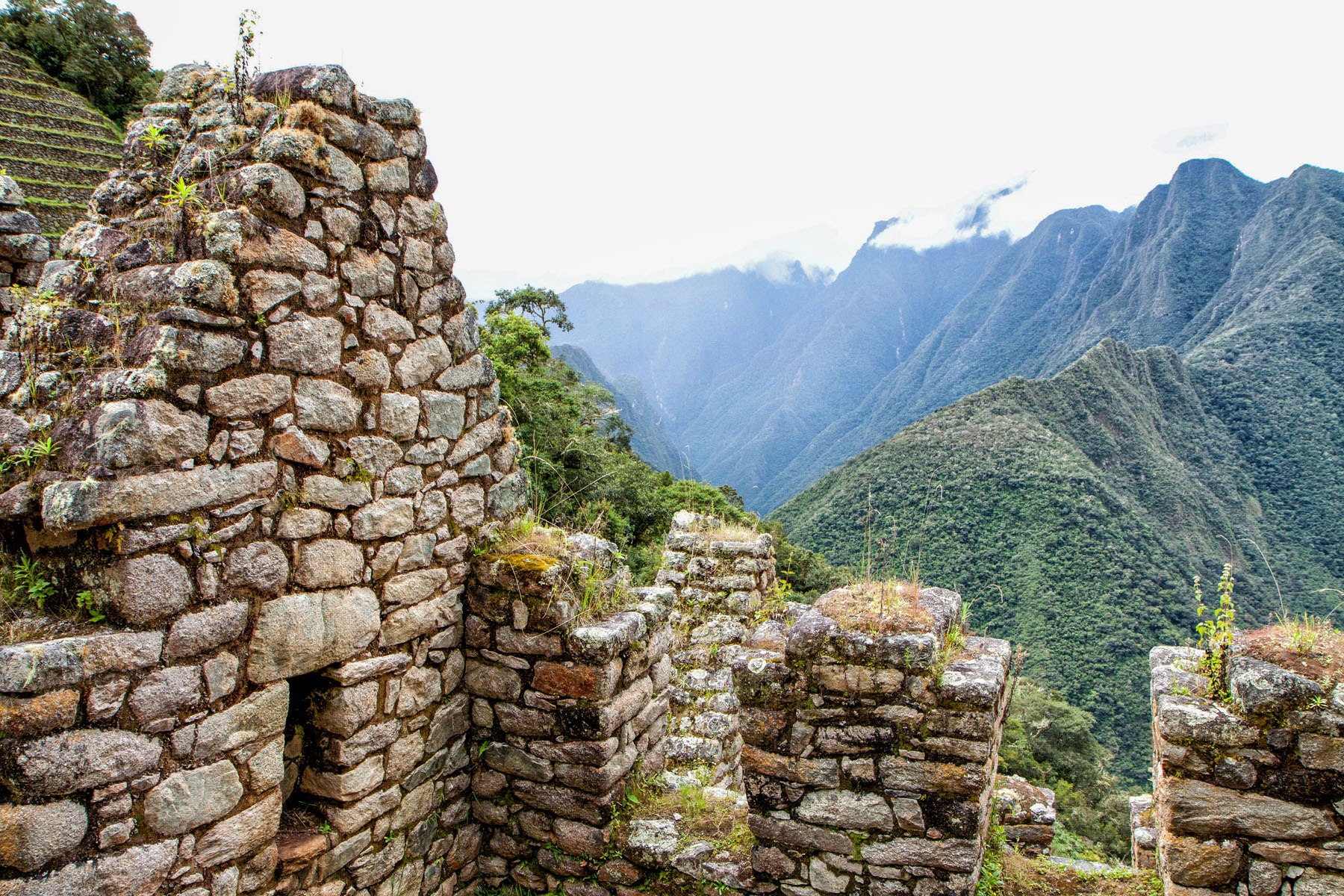On the Inca Trail