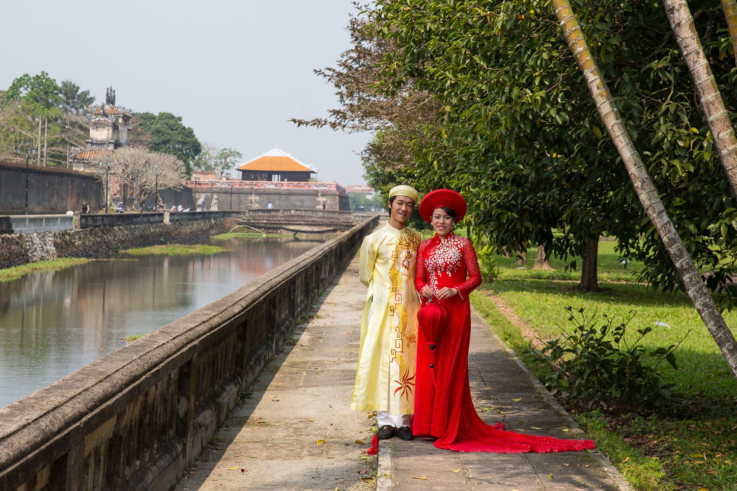 Vietnamese Couple