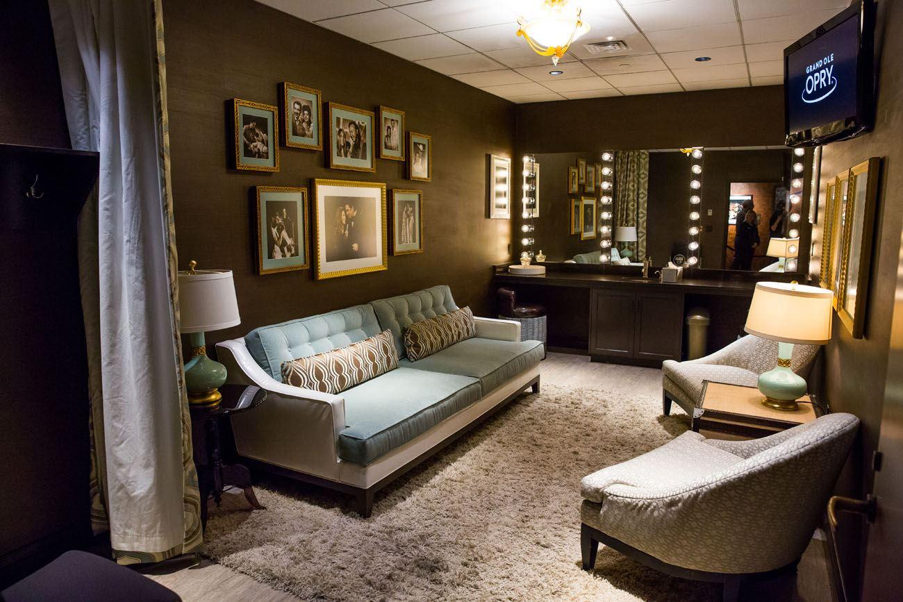 Dressing Room Opry