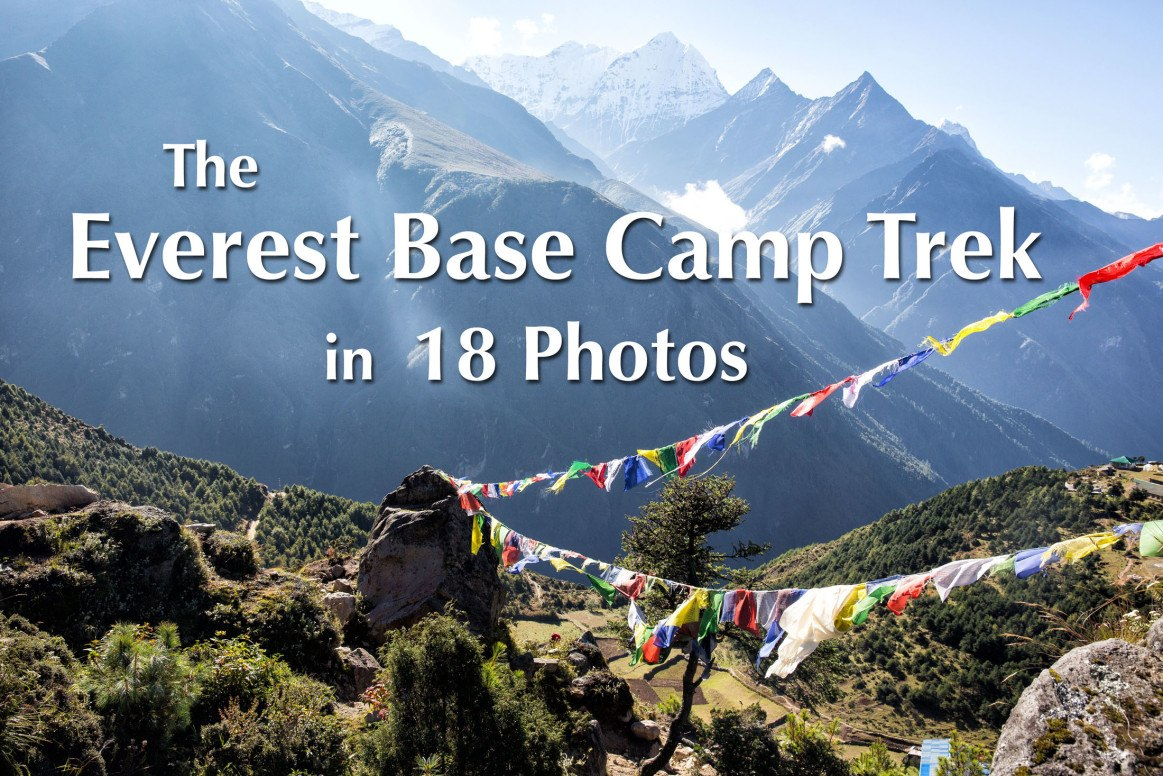 Everest Base Camp Photos