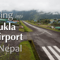 flying to lukla