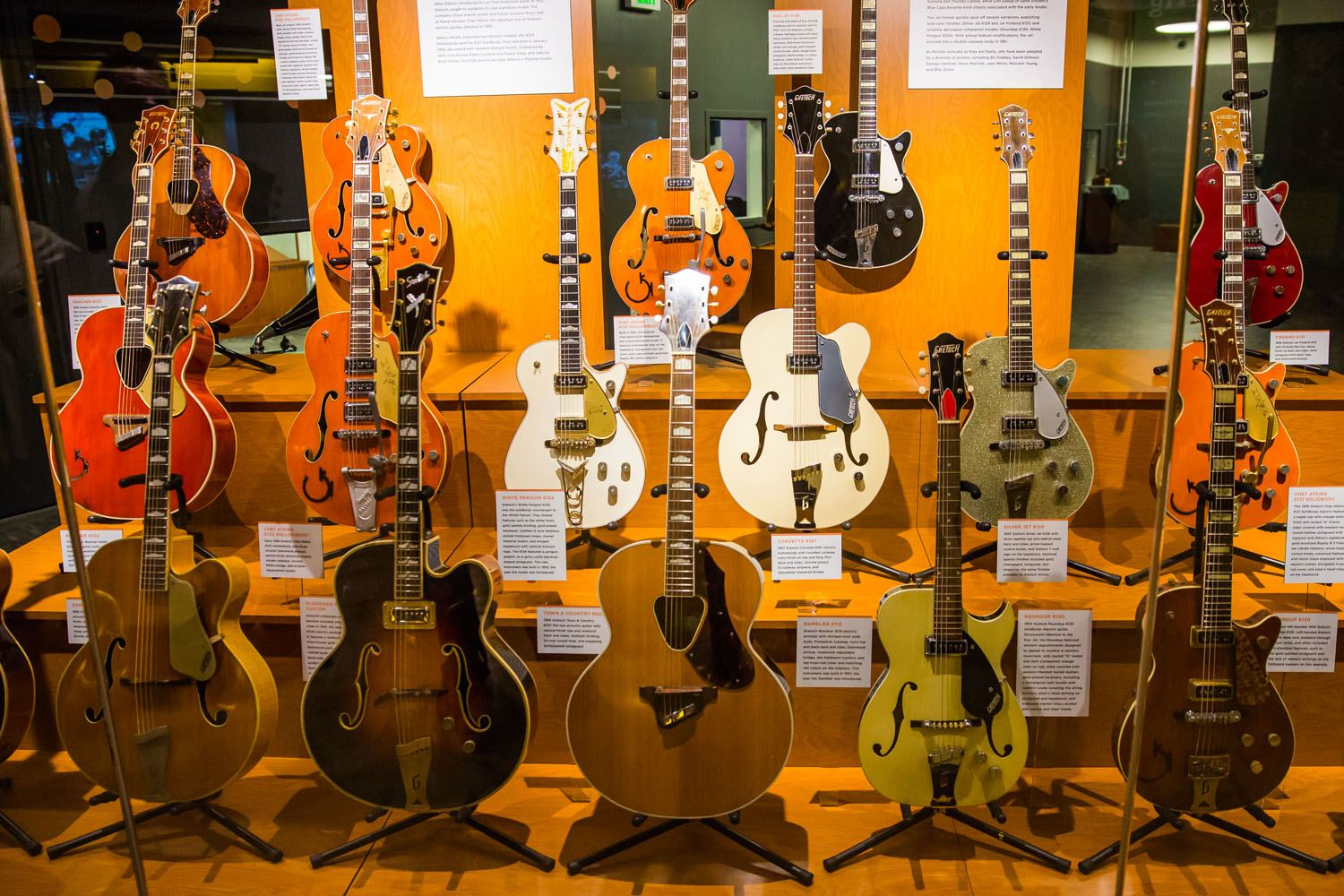Guitars Country Music Hall of Fame