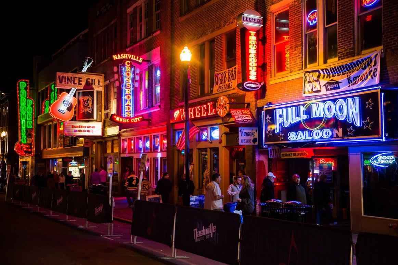 Honky Tonks Nashville