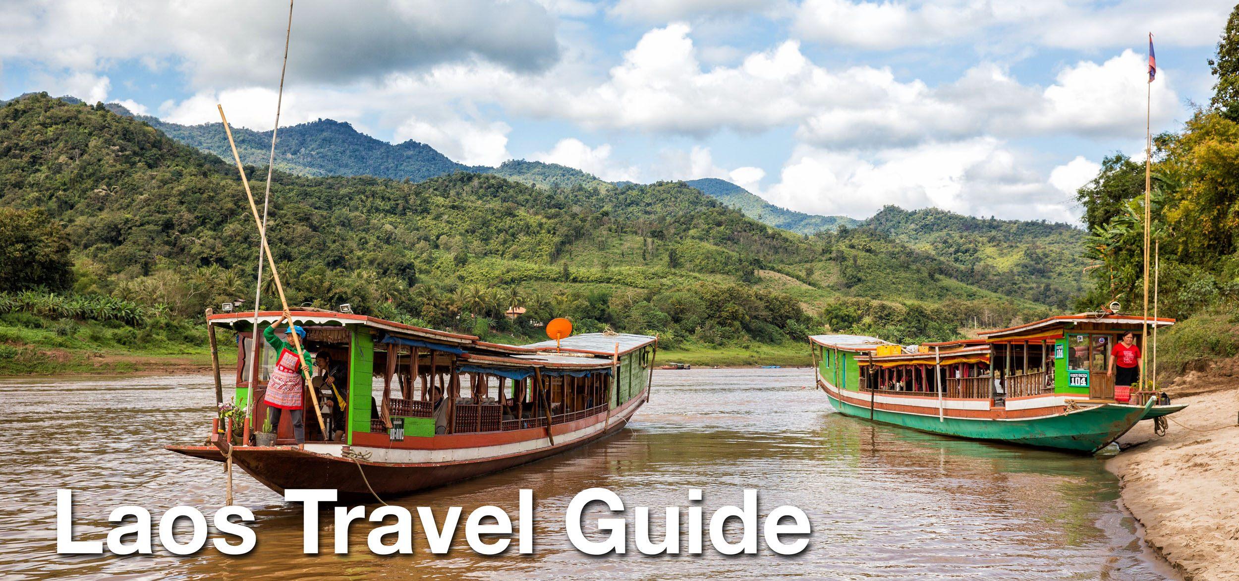 Laos Travel Guide | Earth Trekkers