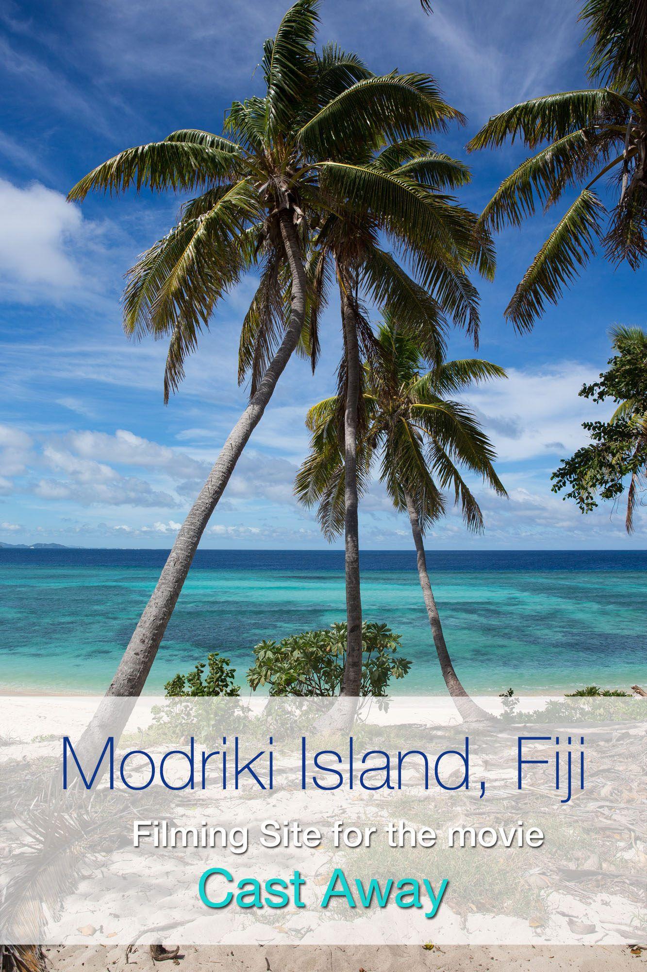 Modriki Island Fiji Cast Away