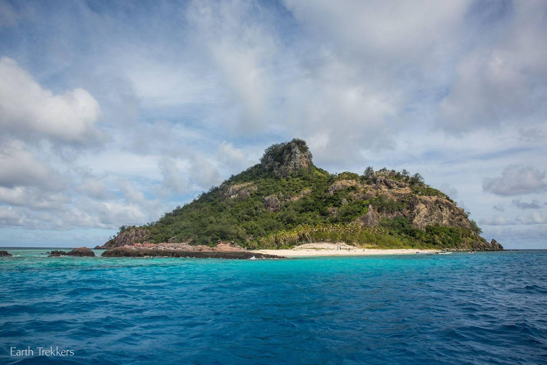 Monuriki Island Day Trip