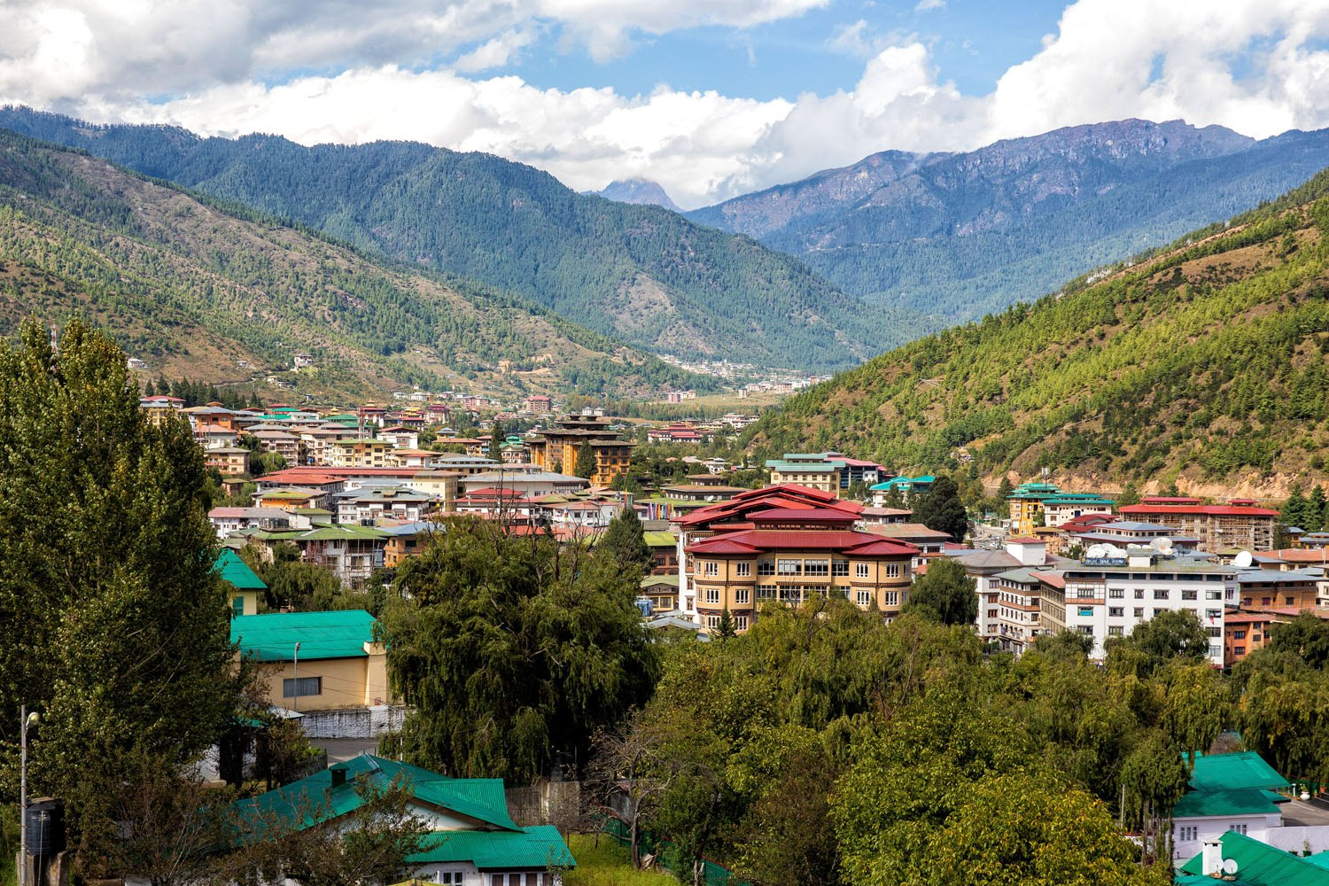 Thimpu Bhutan Travel