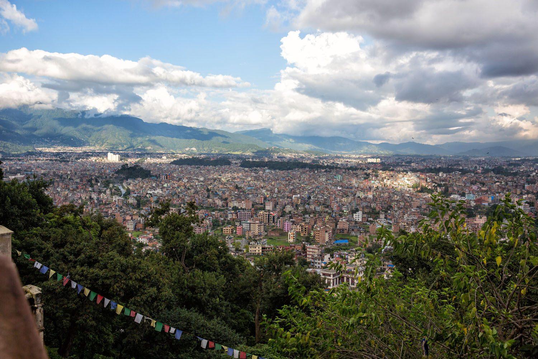 This is Kathmandu