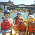 White Water Rafting in Bhutan