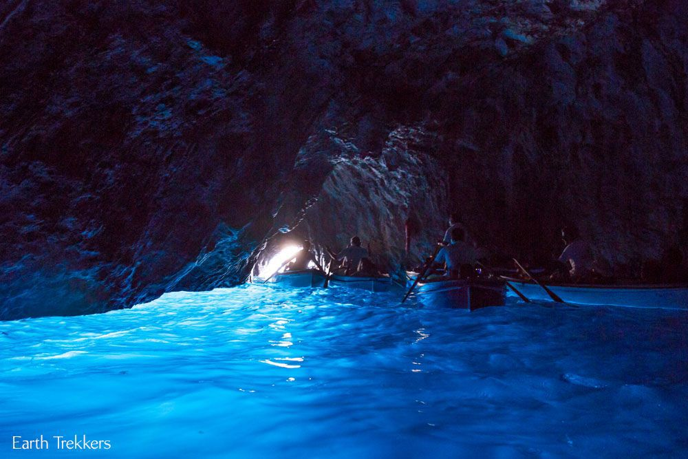 Blue Grotto Italy
