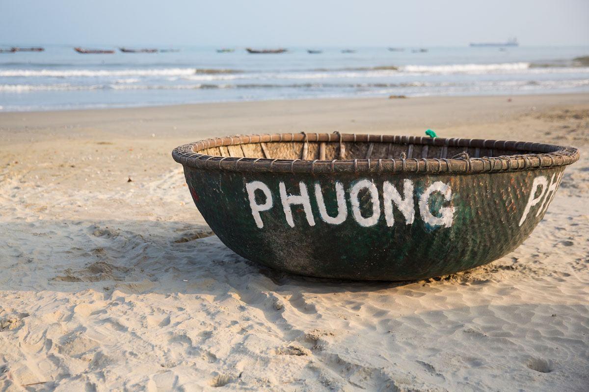 Da Nang Beach Vietnam