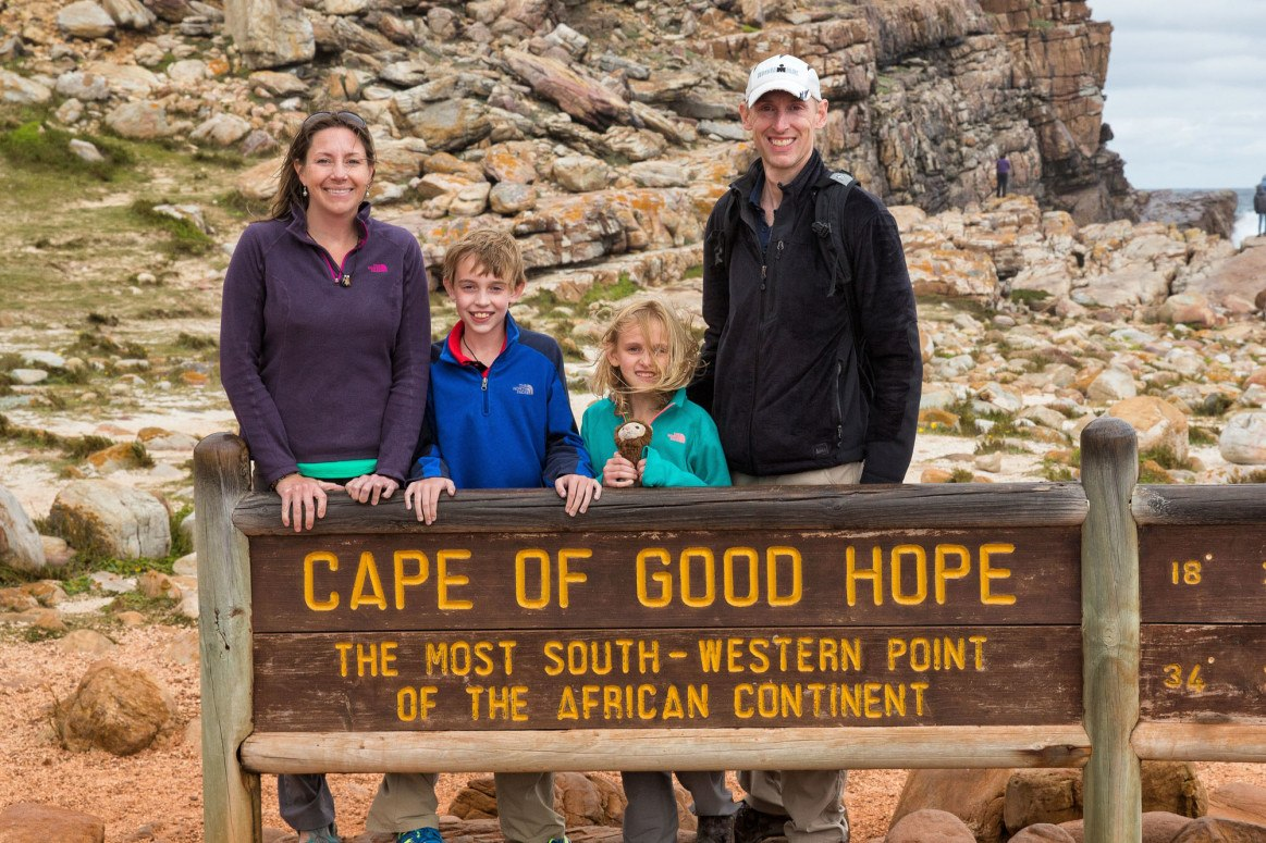 Earth Trekkers Cape of Good Hope