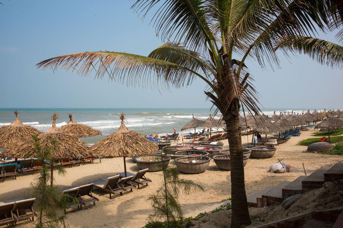 Hoi An Vietnam Beach