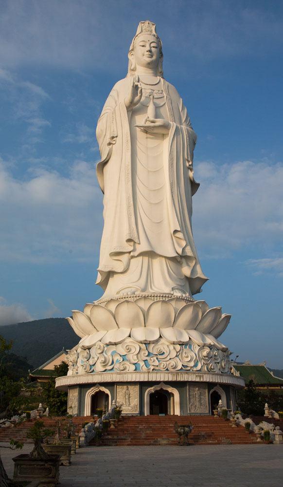Lady Buddha Da Nang Vietnam