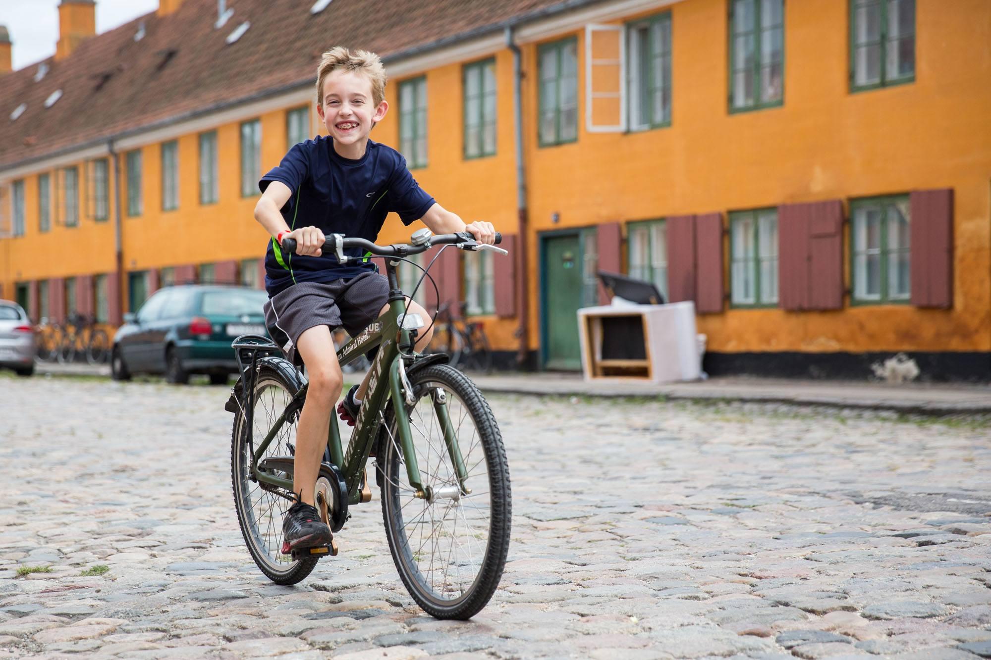 Tyler Rivenbark in Copenhagen