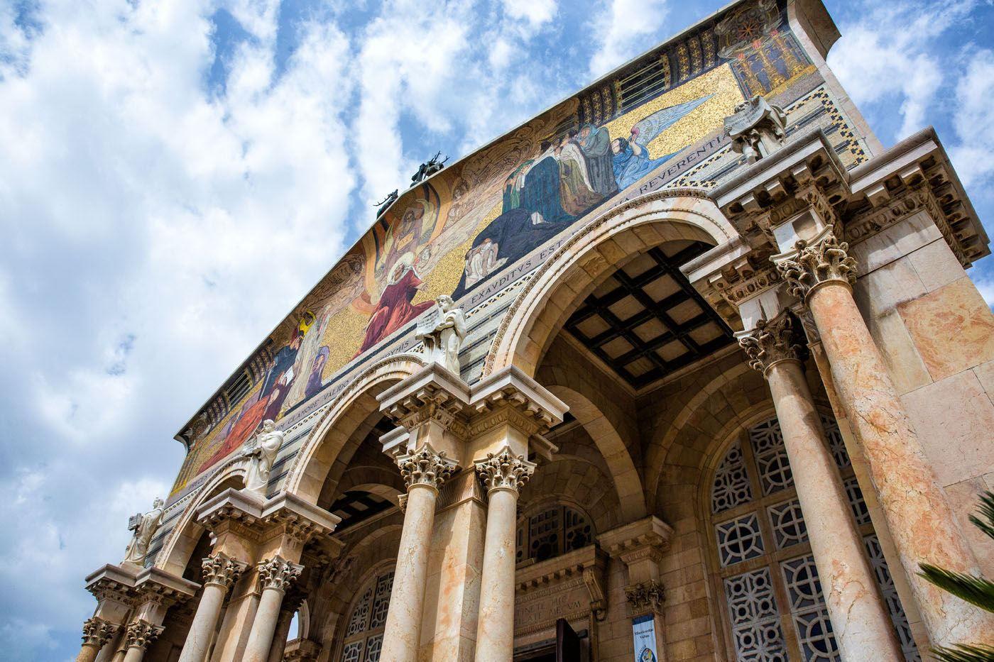 Gethesmane Church