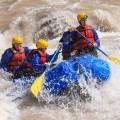 Earth Trekkers Rafting in Argentina