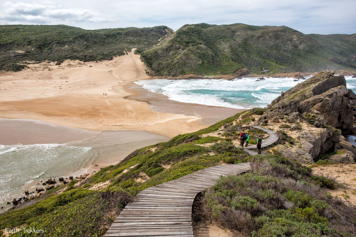 Hiking Robberg Peninsula South Africa