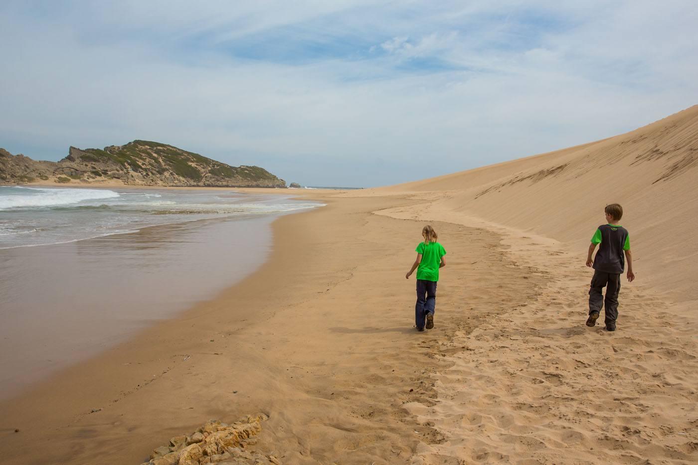 Robberg Peninsula Beach Africa