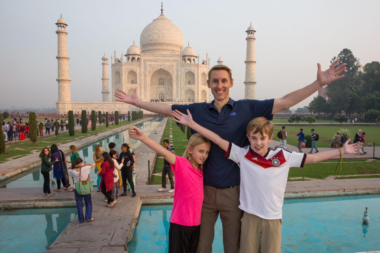 Tim Tyler Kara Taj Mahal
