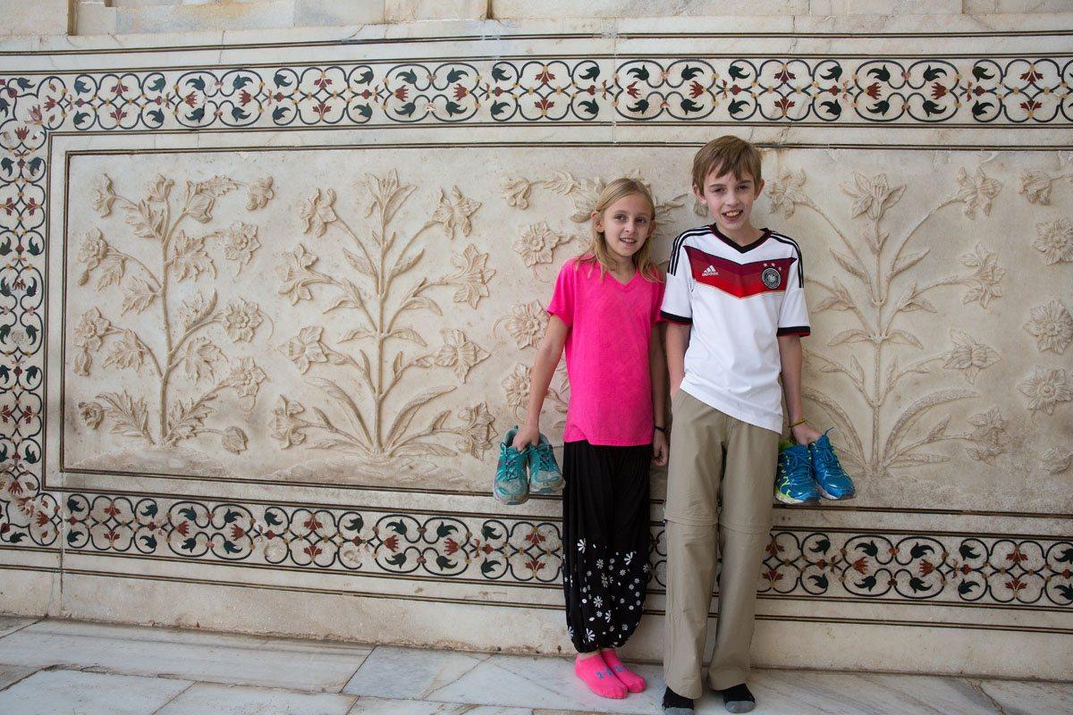 Tyler Kara Taj Mahal