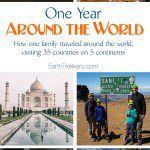 One Year Around the World Travel