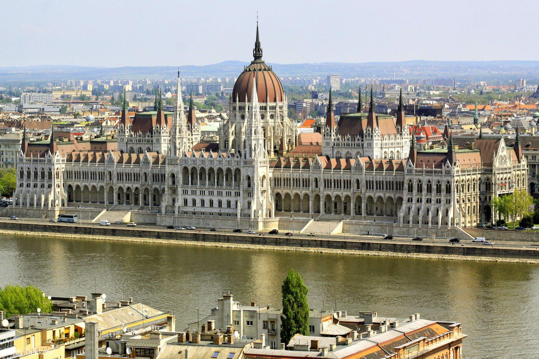 Budapest Itinerary
