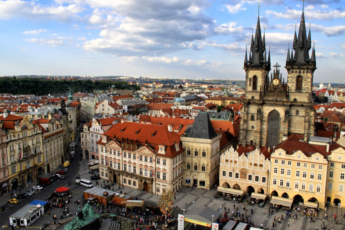 Central Europe Itinerary
