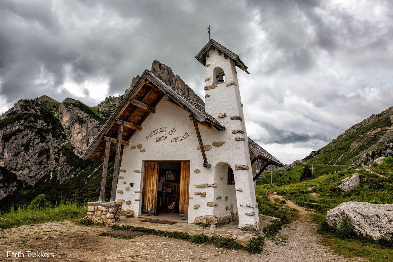 Dolomites House