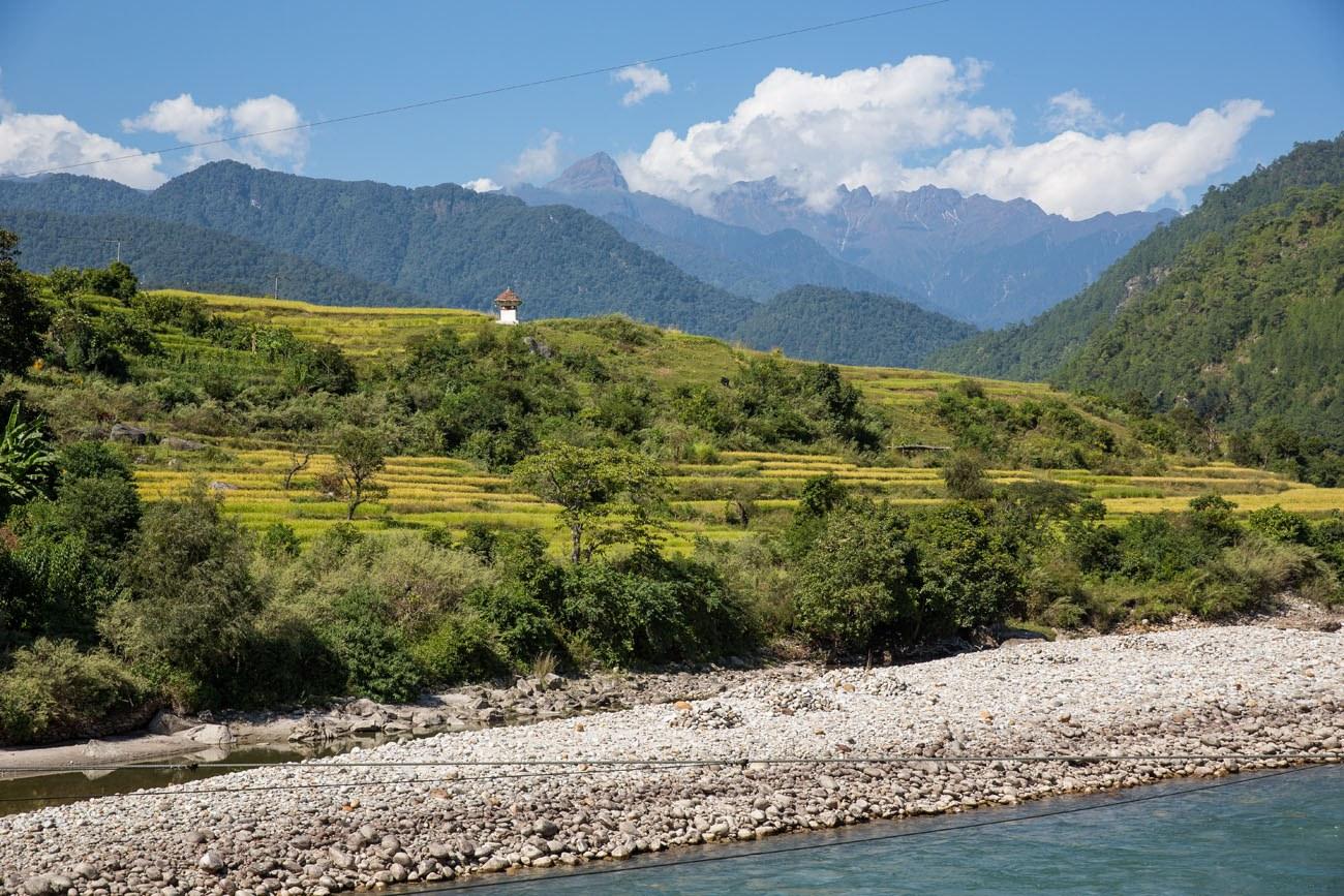 Go to Bhutan