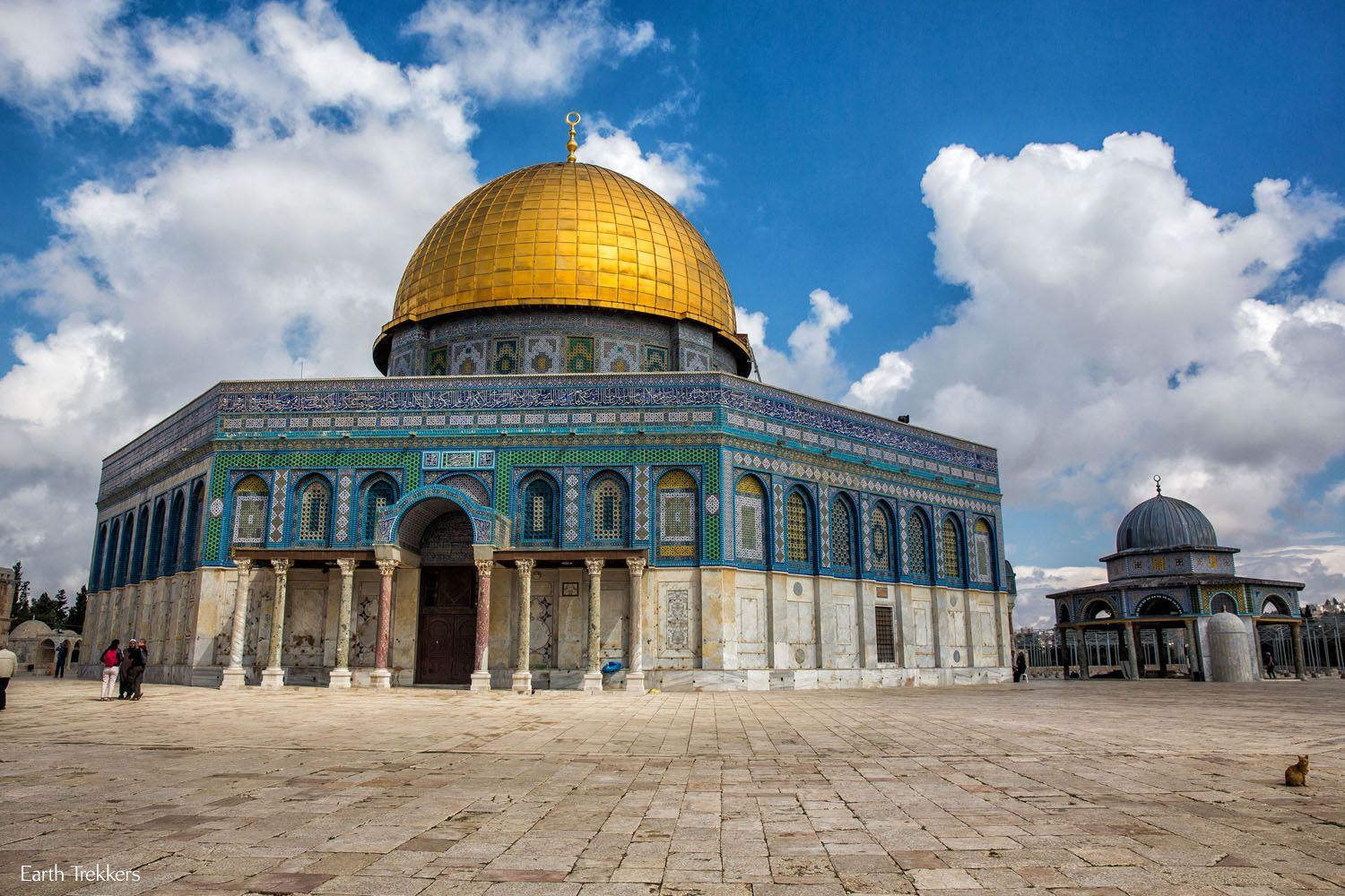 How to Visit Temple Mount