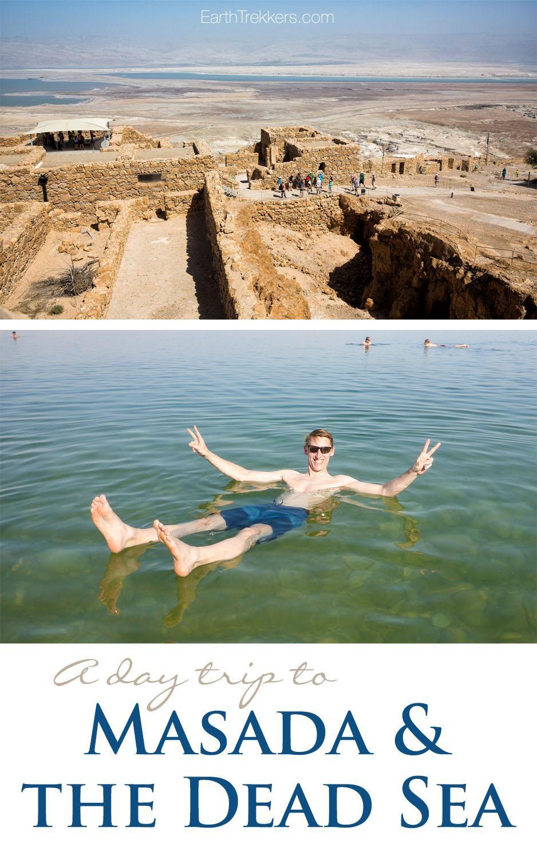 Israel Day Trip Masada and Dead Sea