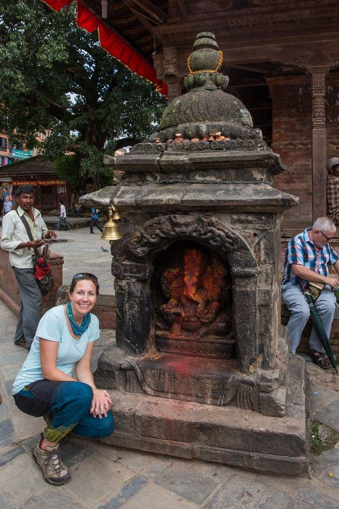 Julie Rivenbark Kathmandu