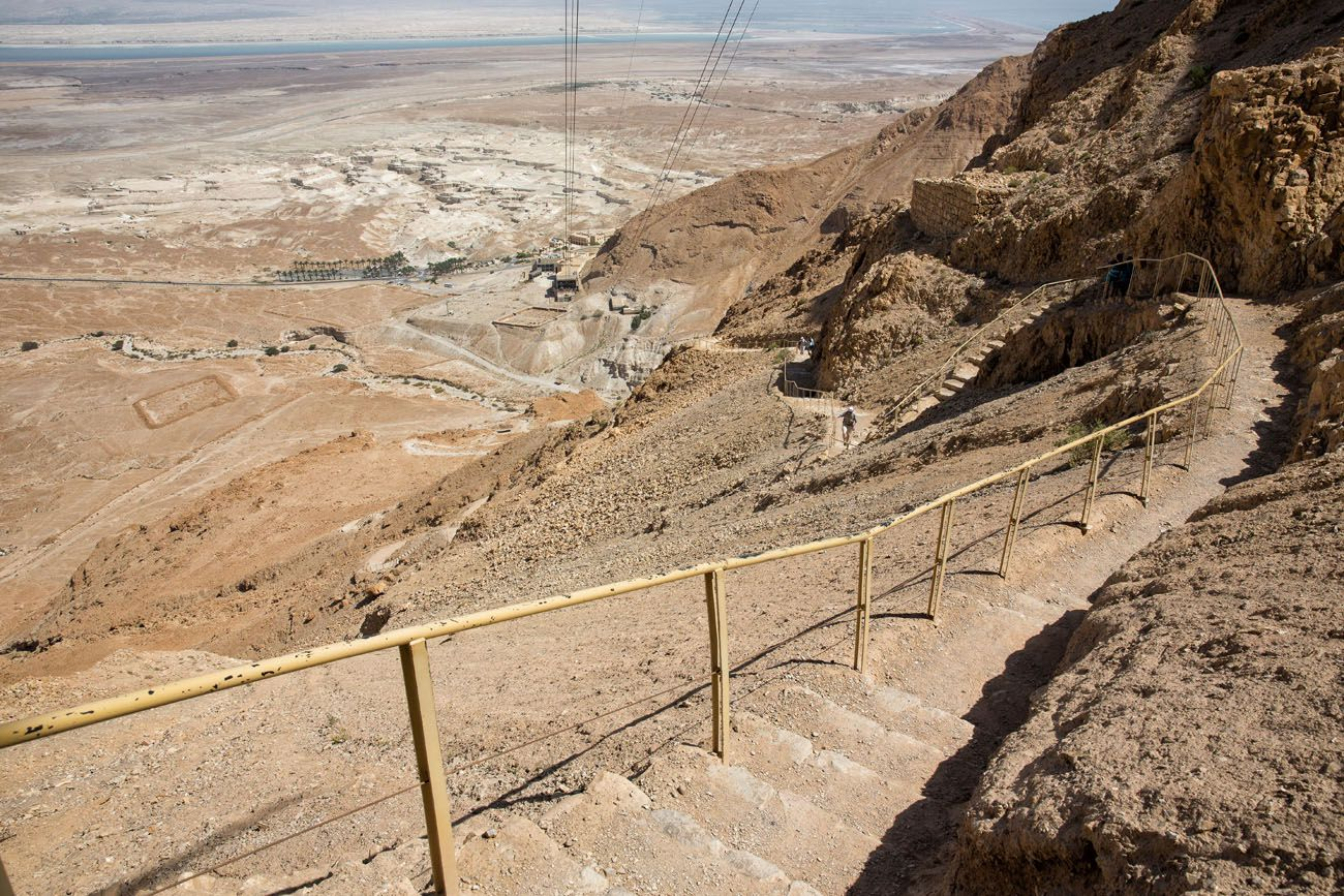 Masada Day Trip