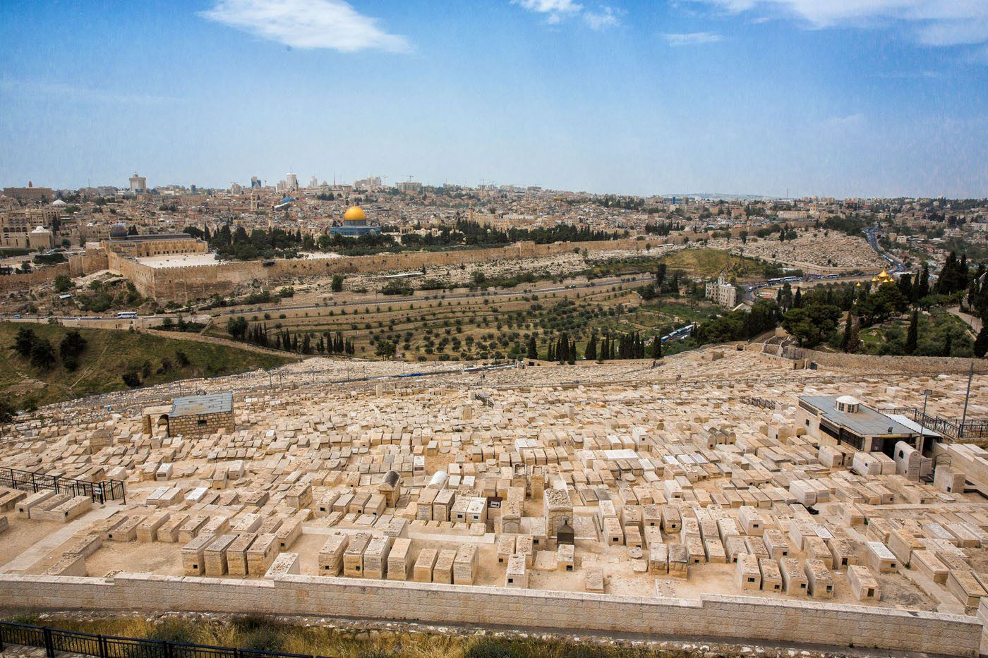 Mount of Olives Best things to do in Jerusalem