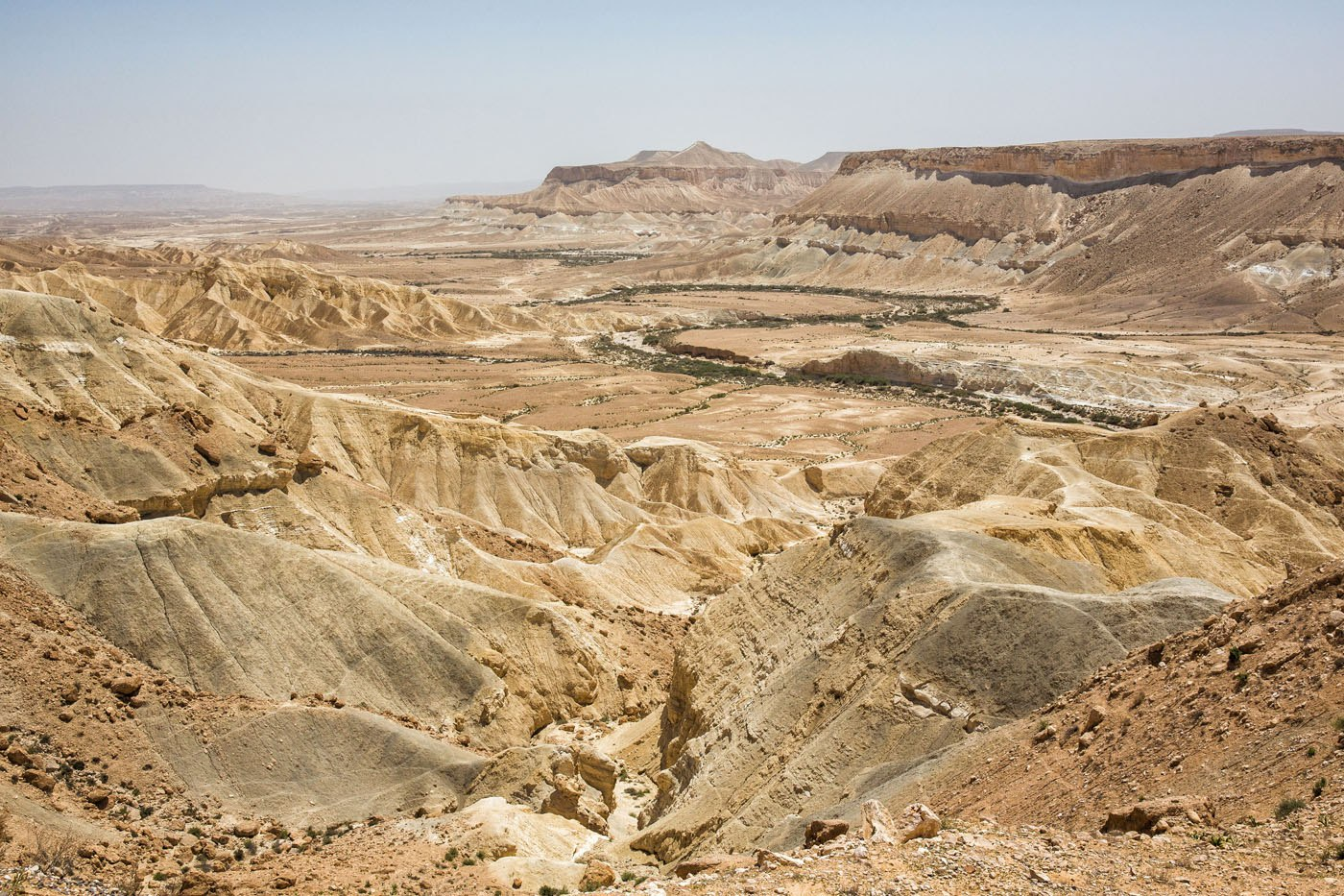 Off The Beaten Path In Israel The Negev Desert Earth