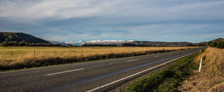 New Zealand Road