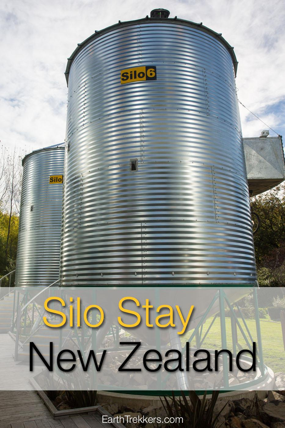 Silo Stay Christchurch New Zealand