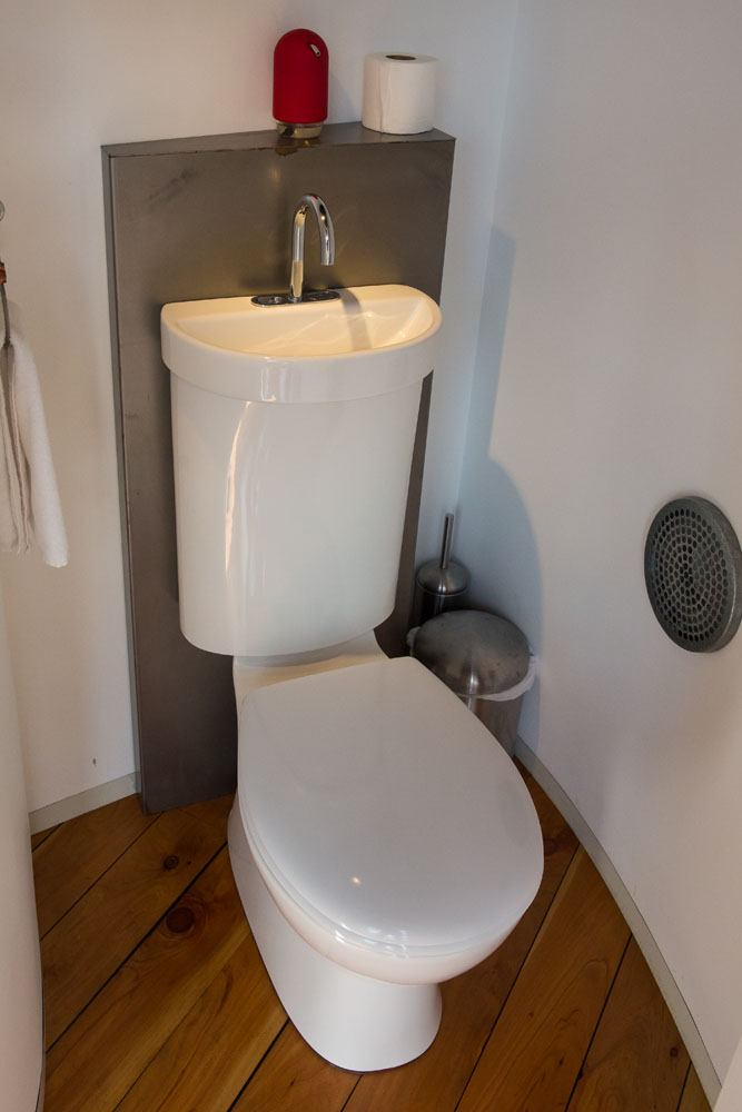 Silo Stay Toilet