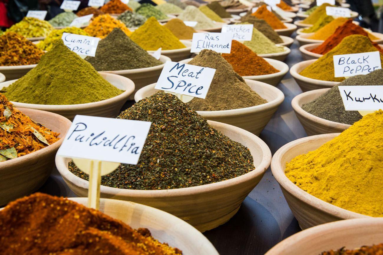 Spices Jerusalem
