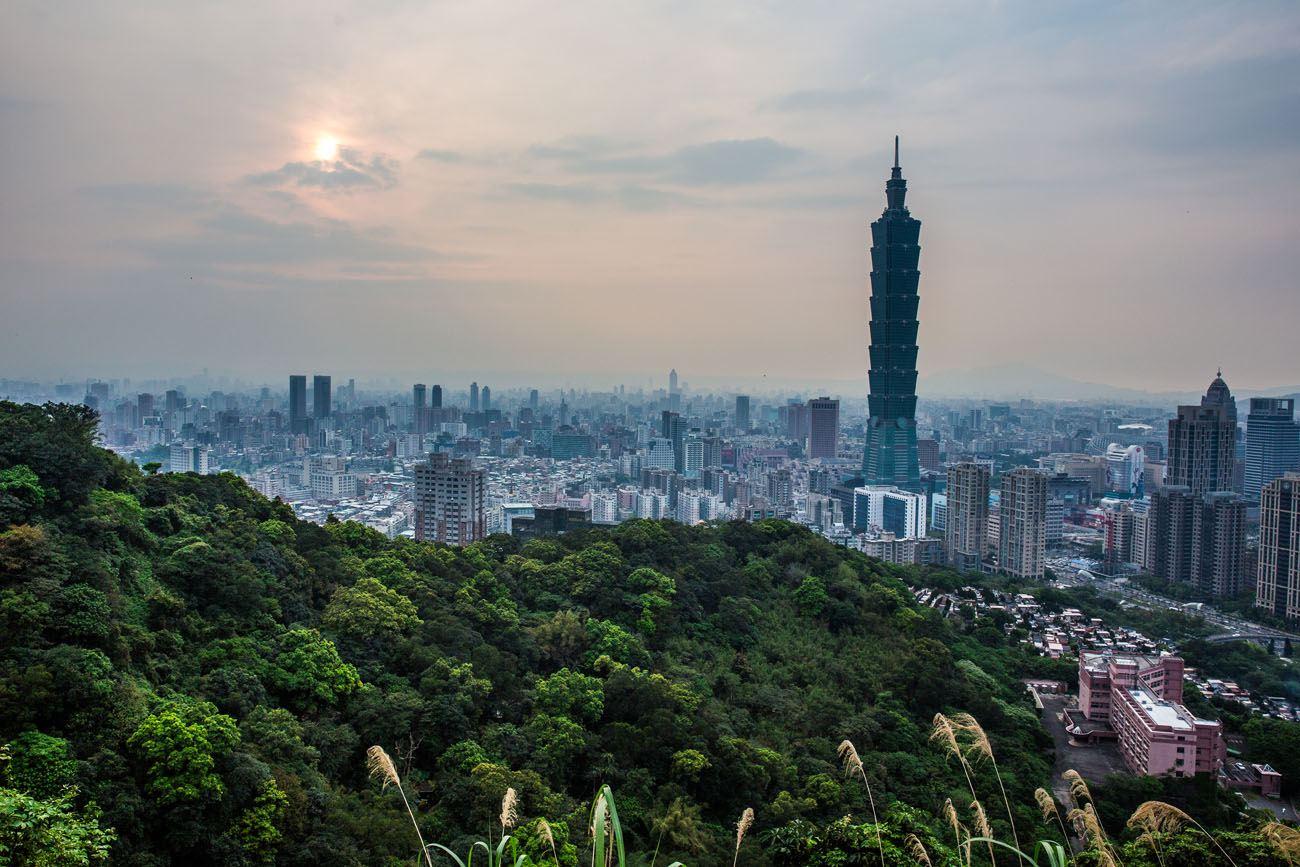 Taipei Sunset