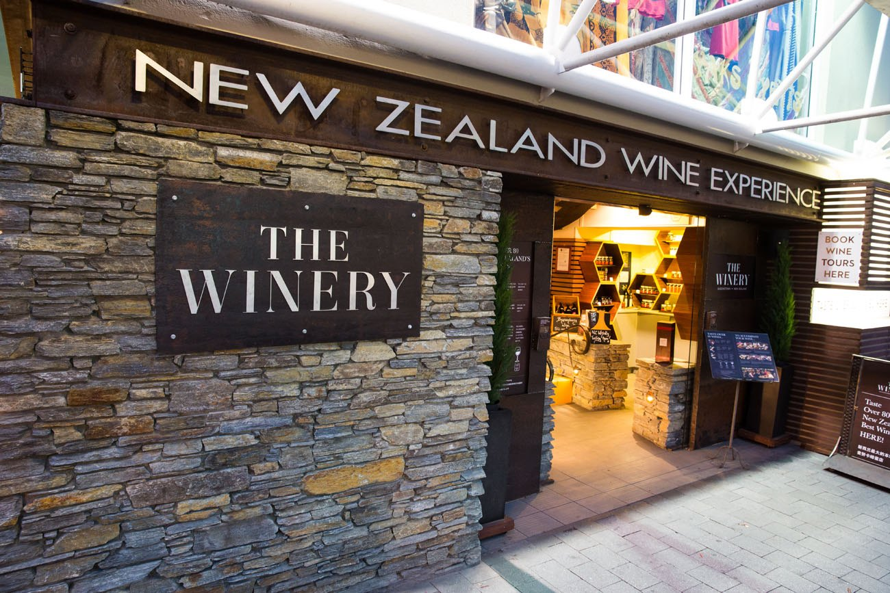 The Winery Queenstown